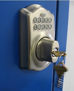 Keyless Lock Victoria